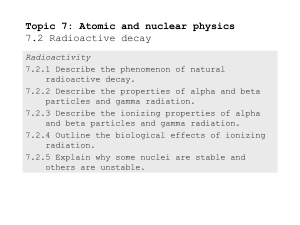 Topic 7_2__Radioactive decay