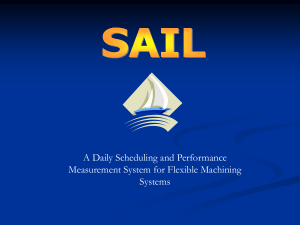SAIL PowerPoint