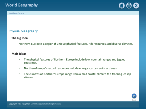 World Geography - Net Start Class