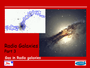 Kinematics of the galaxies