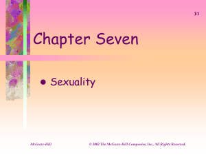 Chapter 7 PowerPoint  - McGraw Hill Higher Education