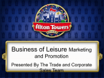 Alton Towers - My Student Site