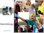 Gerontology - Michael Hoerger