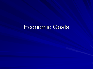 Economic Goals - cloudfront.net