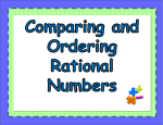 Comparing-and-Ordering-Rational-Numbers