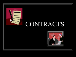 contracts - Clayton State University