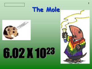 The Mole - My CCSD