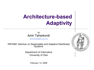20080212_ArchitectureBasedAdaptivity
