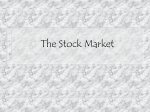 Stock Market - ovient project