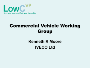 Kenneth R Moore IVECO Ltd
