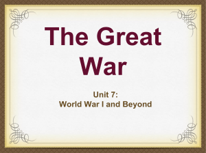 The Great War - cloudfront.net
