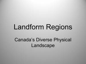 Landform Regions - Learn with Roopa!