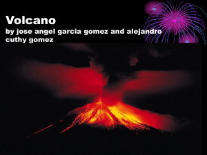 Volcano by jose angel garcia gomez and alejandro cuthy gomez