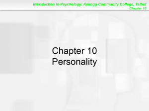 Chapter 10 - Kellogg Community College