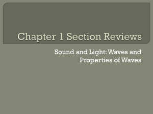 Chapter 3 Section Reviews
