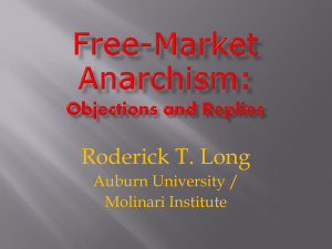 How (and why) to be a Free-Market Radical Leftist