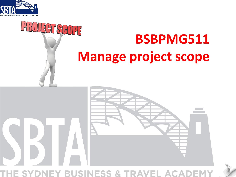 BSBPMG511_PP_v6Feb17   - SBTA | eLearning Portal