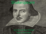 Shakespeare - english9-10