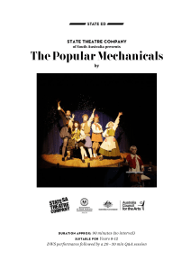 The Popular Mechanicals