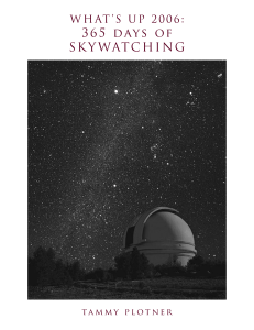 365 days of SKYWATCHING
