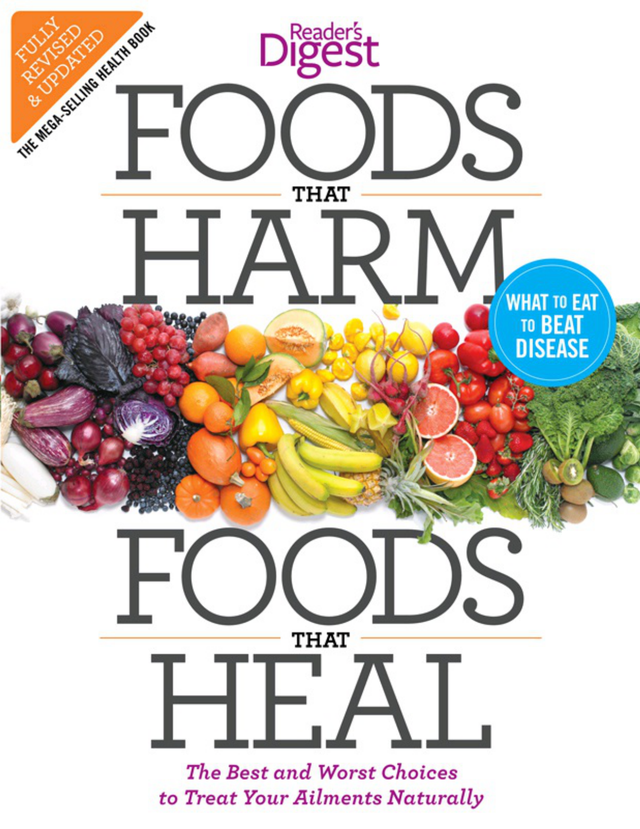 Foods That Harm And Foods That Heal The Best And Worst Choices