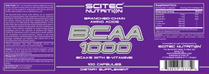 bcaa`s with b–vitamins! branched–chain amino acids - T
