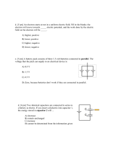 Problem 1 (continued)