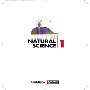 Essential Natural Science 1