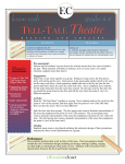 tell tale theater - Education Closet