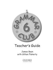 Teaching Guide 6