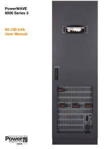 PowerWAVE 6000 Series 3 60