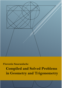 Compiled and Solved Problems in Geometry and
