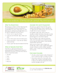 Avocados: Delicious and Nutritious