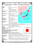 Overview of Japan - Consulate
