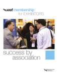 Exhibitor Membership Application