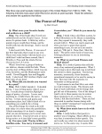 The Power of Poetry - North Carolina Public Schools