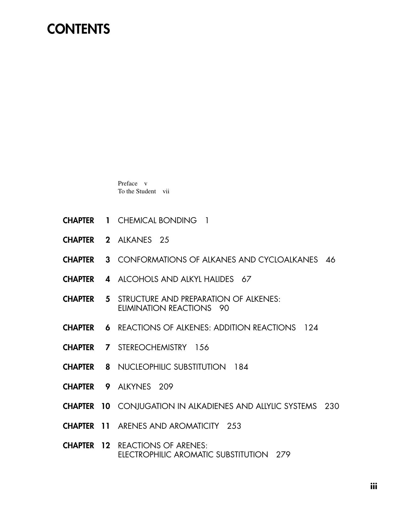 Organic Chemistry 4th Ed Solution Manual