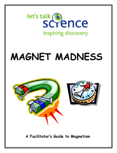 MAGNET MADNESS