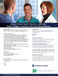 Sidney Kimmel Cancer Network at Jefferson Patient Navigator and