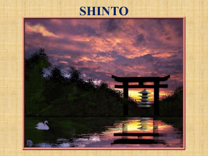 shinto - Wolverton Mountain