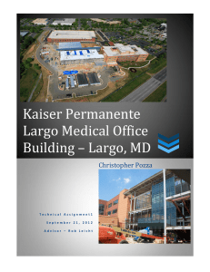 Kaiser Permanente Largo Medical Office Building