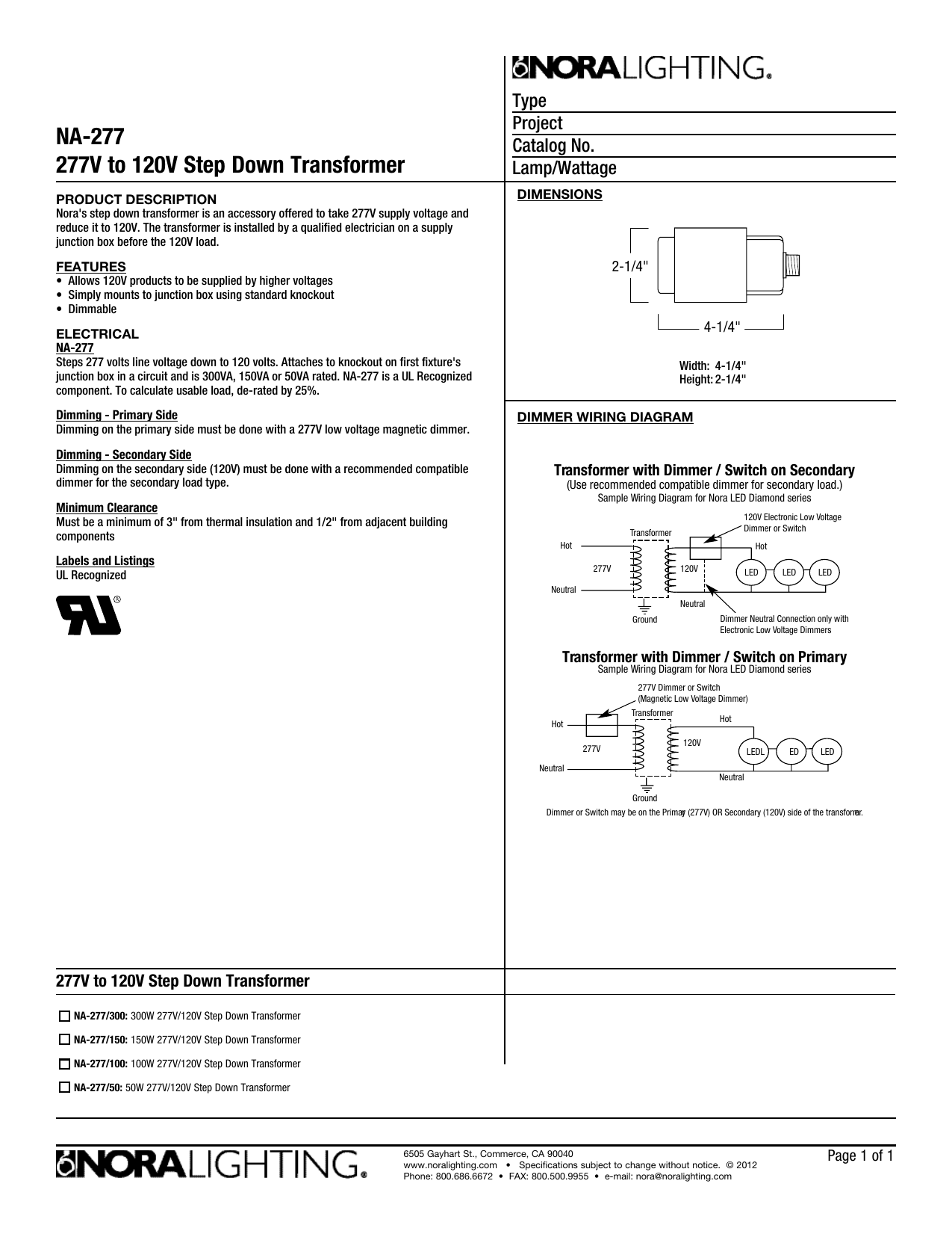 Electrical Wiring Diagrams 480v 277v Power Light On Schematic Dimmer Automotive Diagram U2022