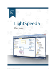 LightSpeed User Guide