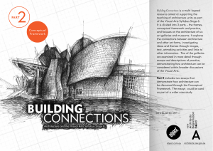 Building Connections is a multi layered