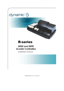 R-series - Dynamic Controls
