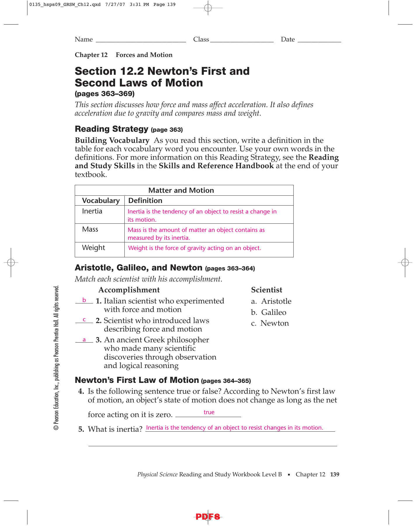 122 Chemical Calculations Worksheet Answers Promotiontablecovers