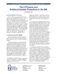 The I-9 Process and Antidiscrimination Protections in the INA