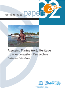 Assessing marine world heritage from an ecosystem