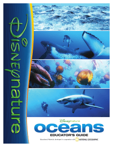 Oceans Educator`s Guide