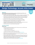 Design Technology: Arconic Kitts Green